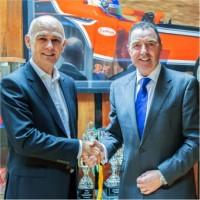 JAMES BRIGGS TEAMS WITH EUROPEAN AUTOMOTIVE LEADER