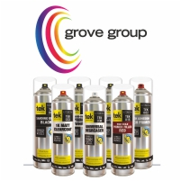 The New Tek Refinish Range Launched in Partnership with Grove Group